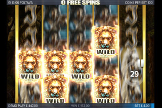 Poltava Mobile Slot Free Spins
