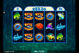 Reel Spinner Mobile Slot Free Spins
