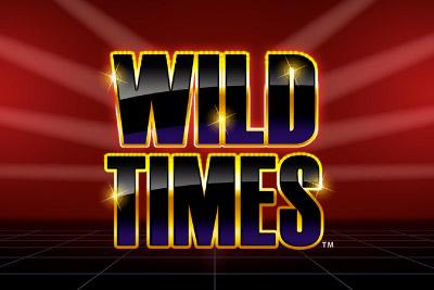 Wild Times Mobile Slot Logo