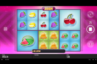 Zoom Mobile Slot Free Respin
