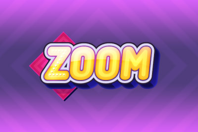 Zoom Mobile Slot Logo