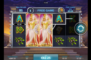 Goddess Of Wisdom Mobile Slot Free Spins