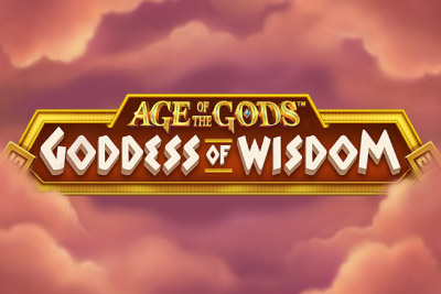 Goddess Of Wisdom Mobile Slot Logo