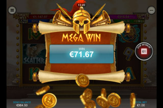 Goddess Of Wisdom Mobile Slot Mega Win