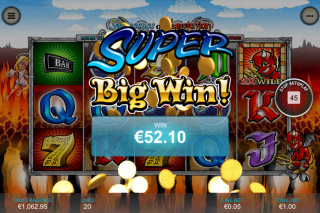 Innocence Or Temptation Mobile Slot Super Big Win
