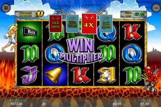Innocence Or Temptation Mobile Slot Win Multiplier