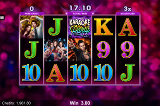 Karaoke Party Mobile Slot Free Spins