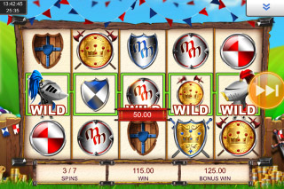 Medieval Money Mobile Slot Free Spins