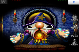 Medieval Money Mobile Slot Spell Picker