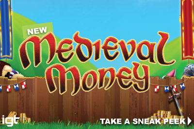 New IGT Medieval Money Mobile Slot Preview