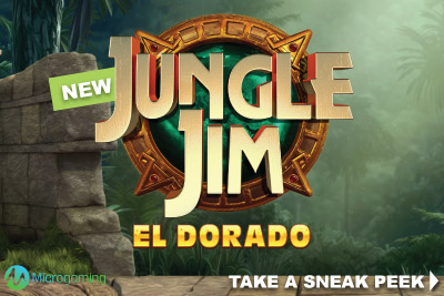New Microgaming Jungle Jim Mobile Slot Coming September