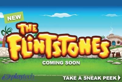 New Playtech The Flintstones Mobile Slot Coming Soon