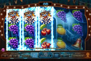Wicked Circus Mobile Slot Jokerizer Mode