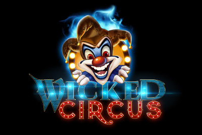 Wicked Circus Mobile Slot Logo