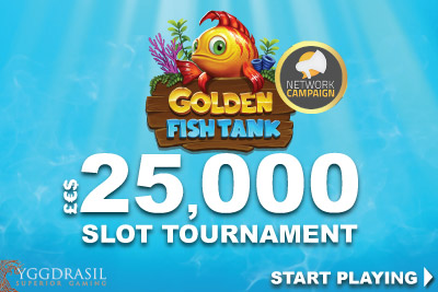 Start Playing In The £$€25,000 Slot Tournament