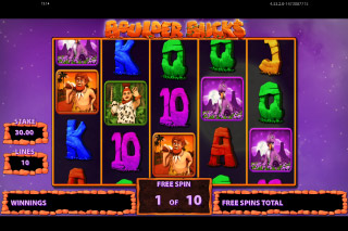 Boulder Bucks Mobile Slot Free Spins
