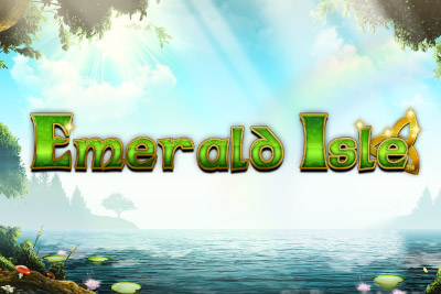 Emerald Isle Mobile Slot Logo