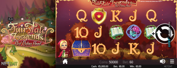 Fairytale Legends Mobile Slot Preview