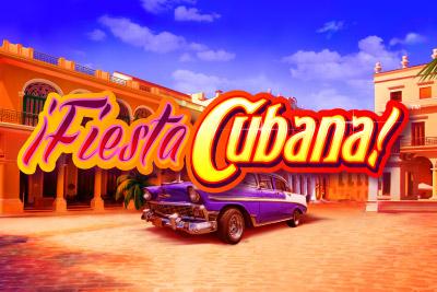 Fiesta Cubana Mobile Slot Logo