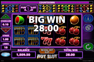 Hot Slot Mobile Slot Big Win
