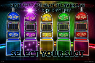 Hot Slot Mobile Slot Selection