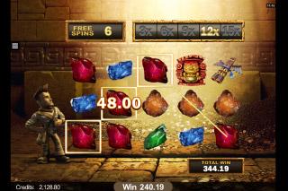 Jungle Jim El Dorado Mobile Slot Free Spins