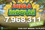 Mega Moolah Mobile Slot Jackpot Win