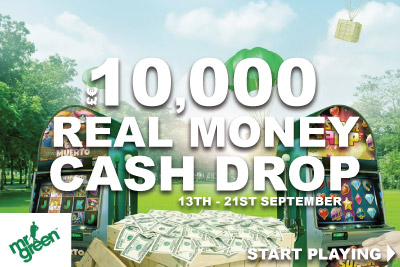 Win Real Money At Mr Green Mobile Casino