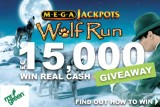 Play Wolf Run MegaJackpots To Win A Share of 15K Real Cash