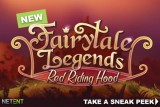 NetEnt Fairytale Legends Red Riding Hood Mobile Slot Preview