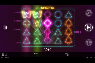 Spectra Mobile Slot Wild Nudge