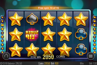 Super Flip Mobile Slot Free Spins