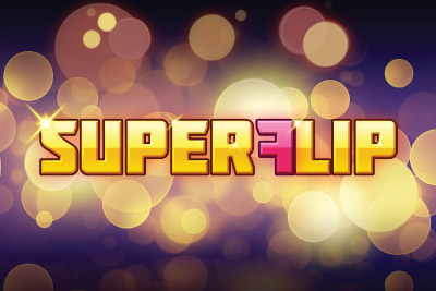 Super Flip Mobile Slot Logo
