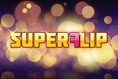 Super Flip Mobile Slot Logo