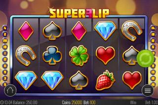 Super Flip Mobile Slot Reels