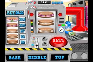 Bake Me A Winner Mobile Slot Cake Bonus
