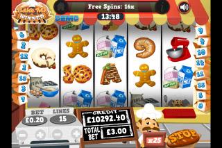 Bake Me A Winner Mobile Slot Free Spins