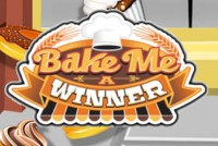 Bake Me A Winner Mobile Slot Logo