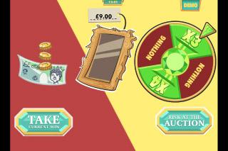 Cash In The Antiques Mobile Slot Antique Attic Bonus