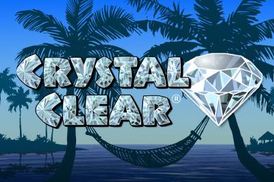 Crystal Clear Mobile Slot Logo