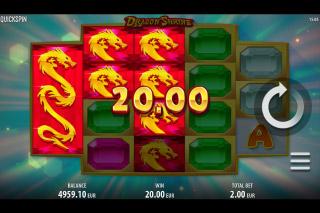 Dragon Shrine Mobile Slot Bonus Feature