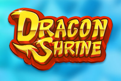 Dragon Shrine Mobile Slot Logo