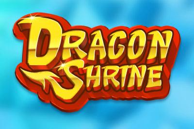 Dragon Shrine Mobile Slot Logo