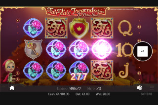 Fairytale Legends Red Riding Hood Mobile Slot Fairy Bonus