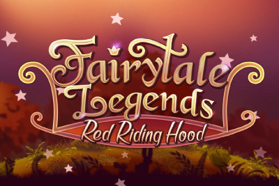 Fairytale Legends Red Riding Hood Mobile Slot Logo