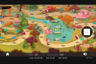 Fairytale Legends Red Riding Hood Mobile Slot Wolf Bonus