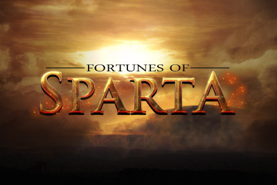 Fortunes Of Sparta Mobile Slot Logo