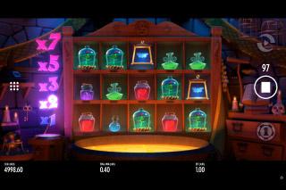 Frog Grog Mobile Slot Reels