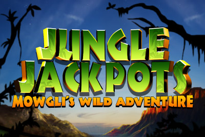 Jungle Jackpots Mobile Slot Logo
