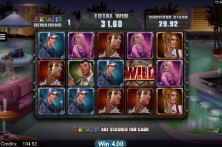 Lost Vegas Mobile Slot Free Spins